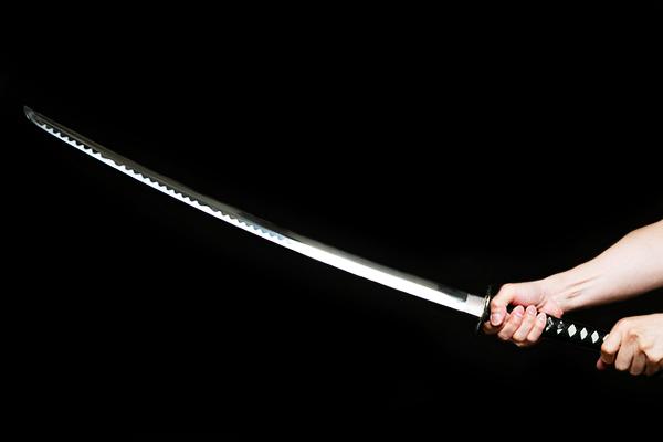 切れるパンチの刀