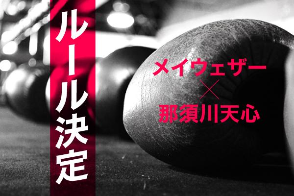 天心 試合 大晦日 那須 川