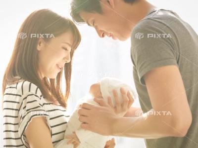 ピクスタの赤ちゃん写真-3