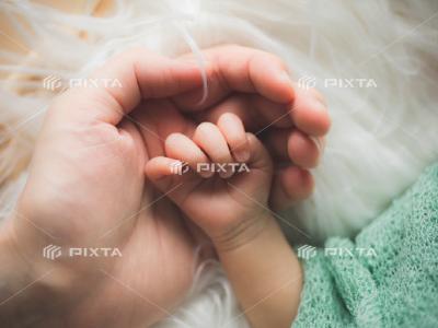 ピクスタの赤ちゃん写真-4