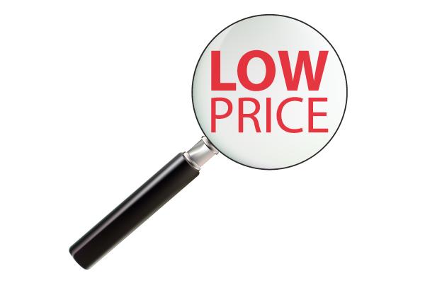価格が安い方を使いたい!